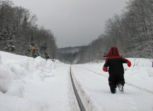 In-the -snow